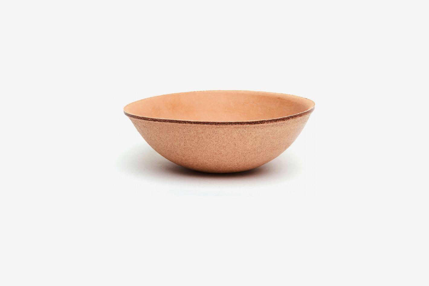 Hender Scheme Leather Bowl