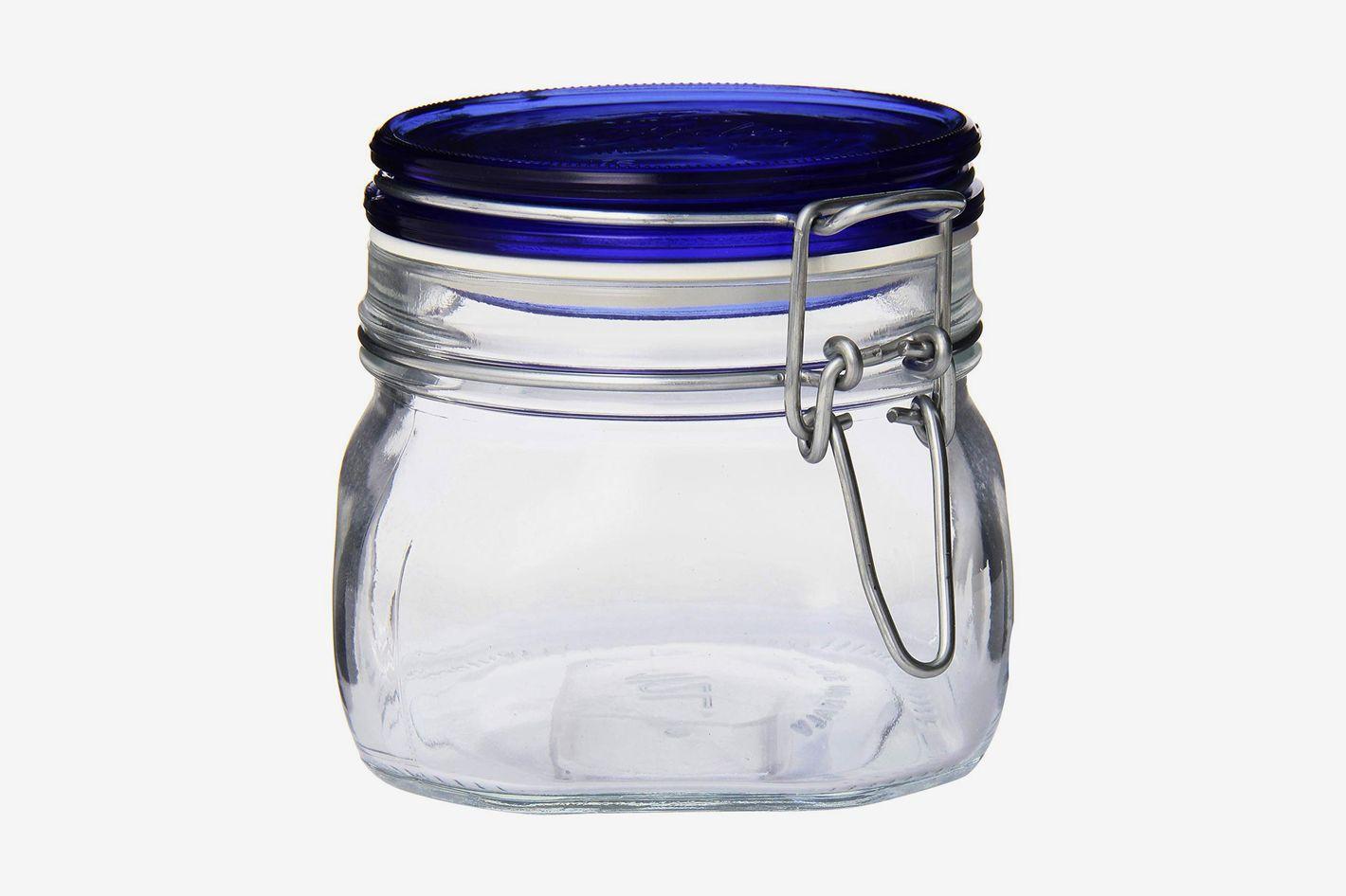 Bormioli Rocco Fido Square Jar