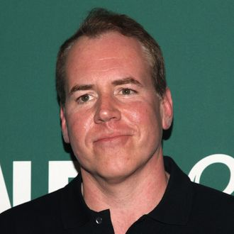 Writer Bret Easton Ellis attends a booksigning for his latest work Imperial Bedrooms at Barnes & Noble Union Square, in New York City on June 22, 2010. ? Rob Kim / Retna Ltd.