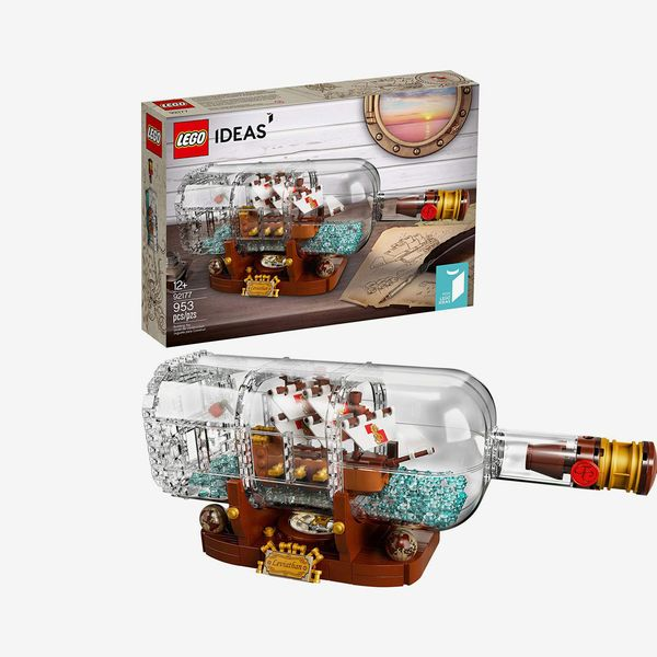 LEGO Ideas Ship in a Bottle (92177)