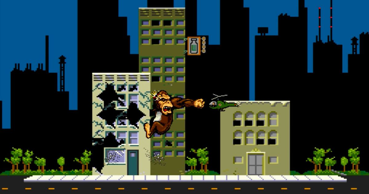 Rampage The Most Faithful Video Game Adaptation Ever Made