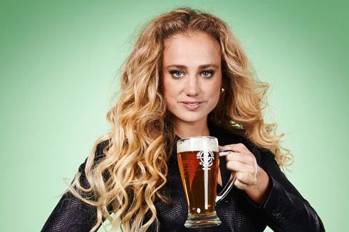 Meg Gill is the youngest female brewery owner in the country.