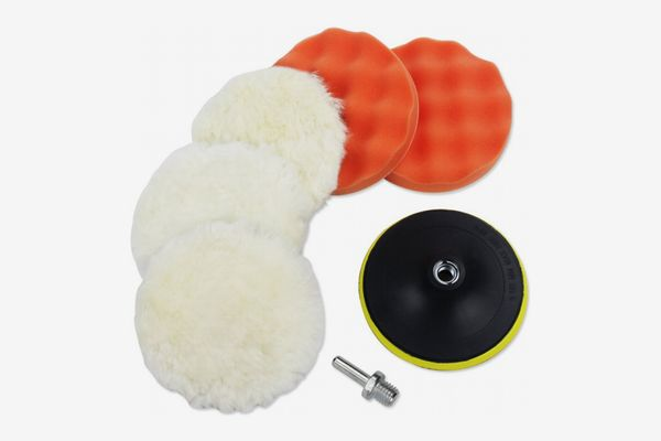 Coceca 6-Inch Polishing Pad Kit