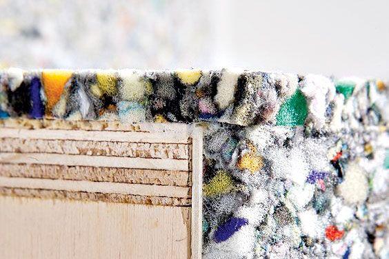 Foam Carpet Padding, 1 Roll