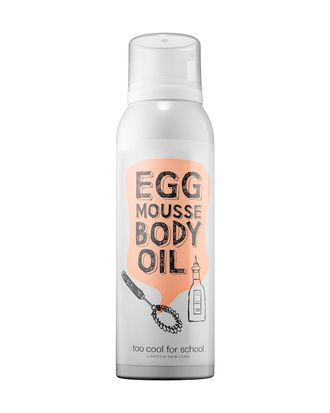 Tool Cool For School's Mousse-Meets-Oil