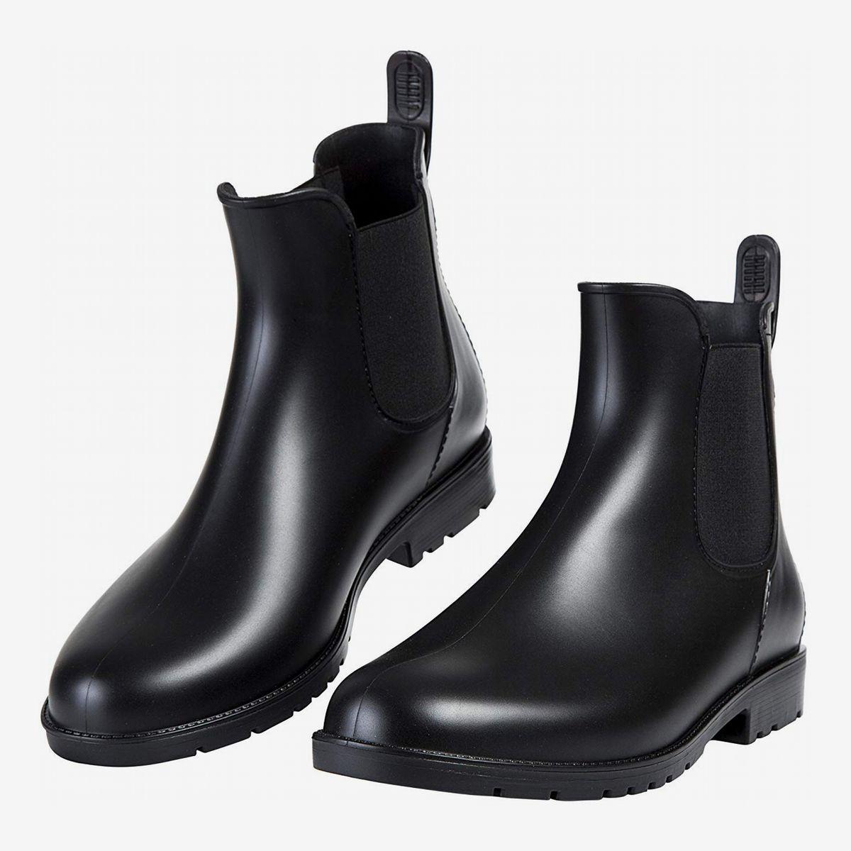 Low Rain Boots