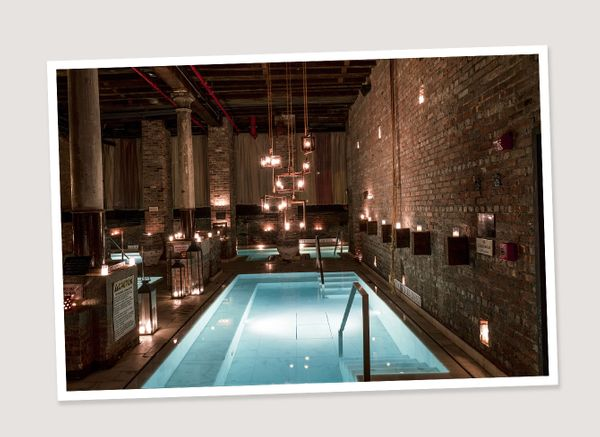 Aire Ancient Baths Experience