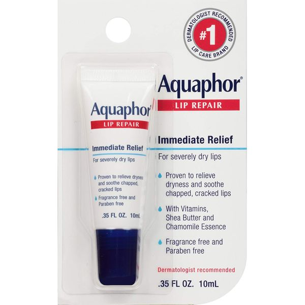 Aquaphor Lip Repair Ointment