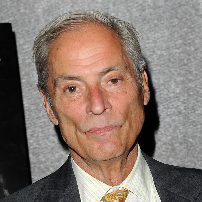 NEW YORK - JUNE 21: CBS News correspondent Bob Simon attends the premiere of