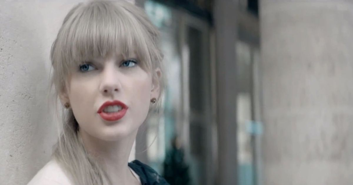 Begin Again Video Taylor Swift Finds Someone Like You