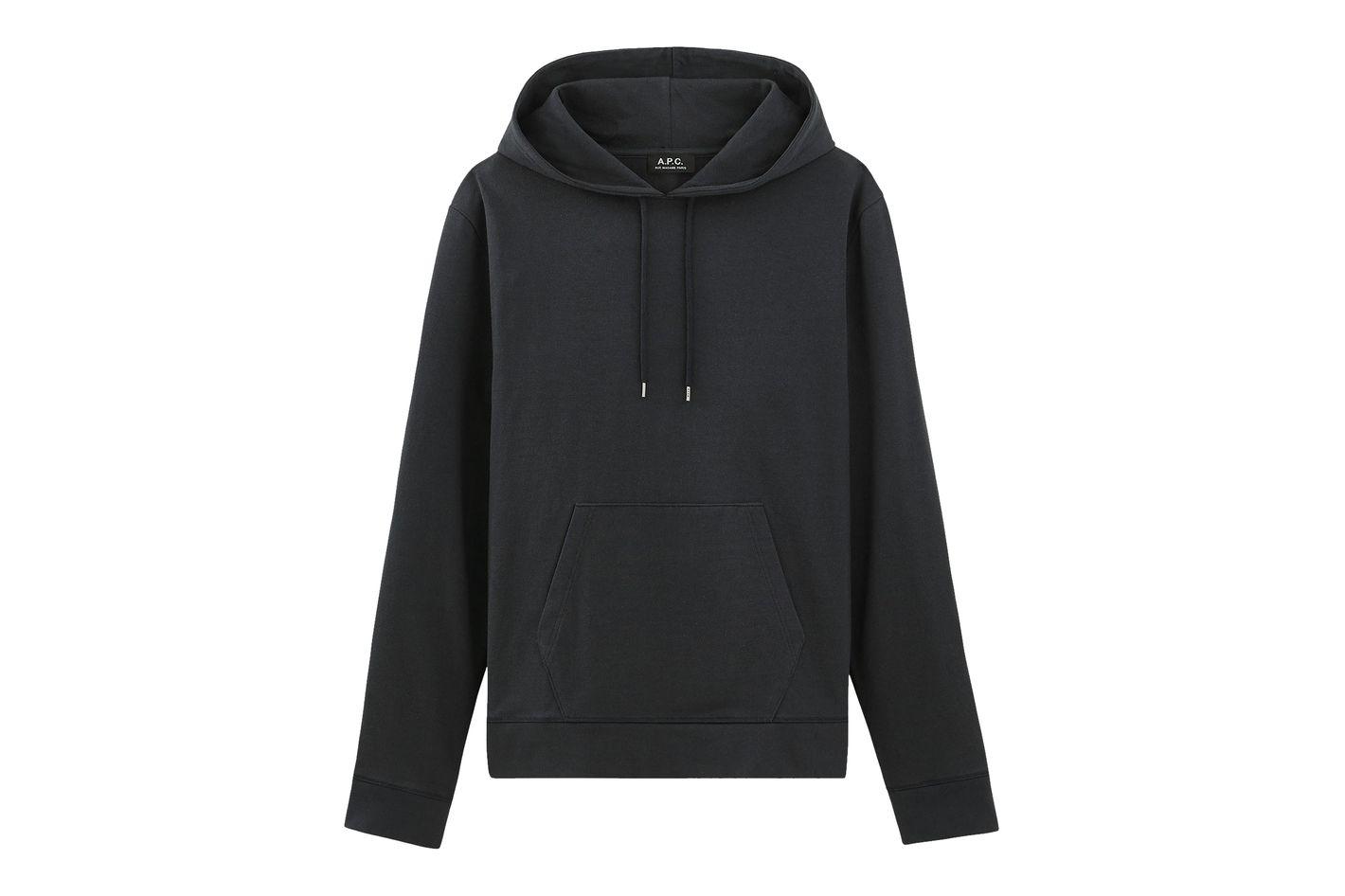 A.P.C. Black Brody Sweatshirt