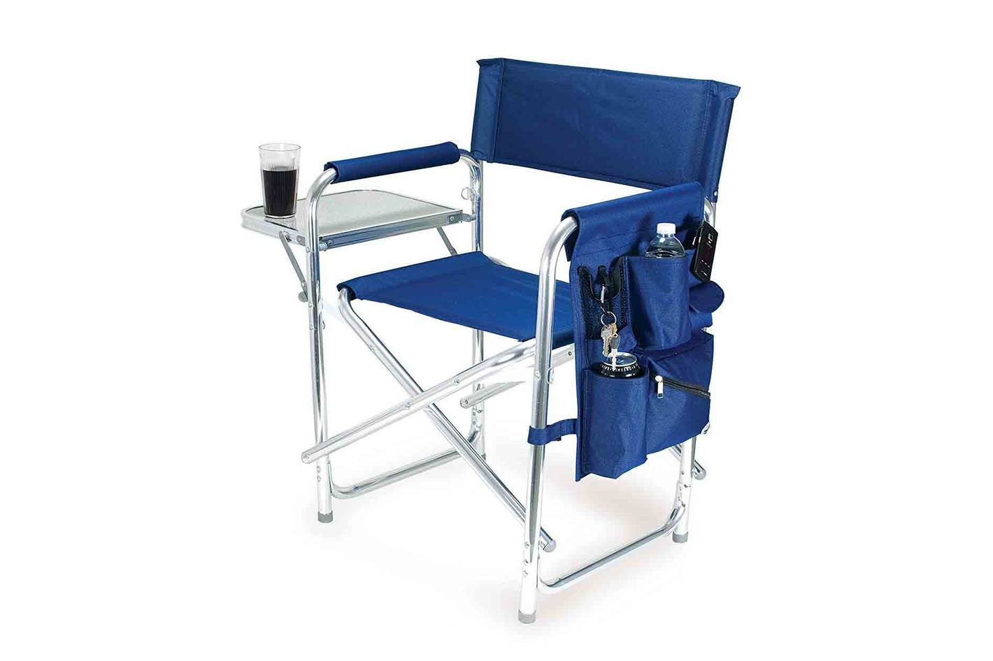 Picnic Time Portable Folding Sports Chair