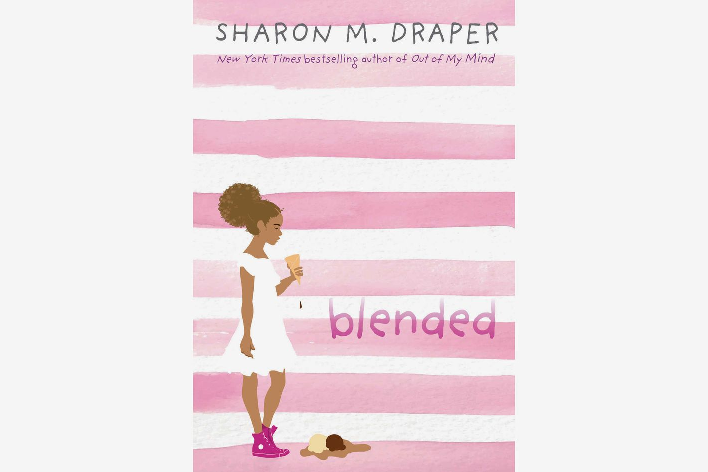 <em>Blended</em>, by Sharon M. Draper