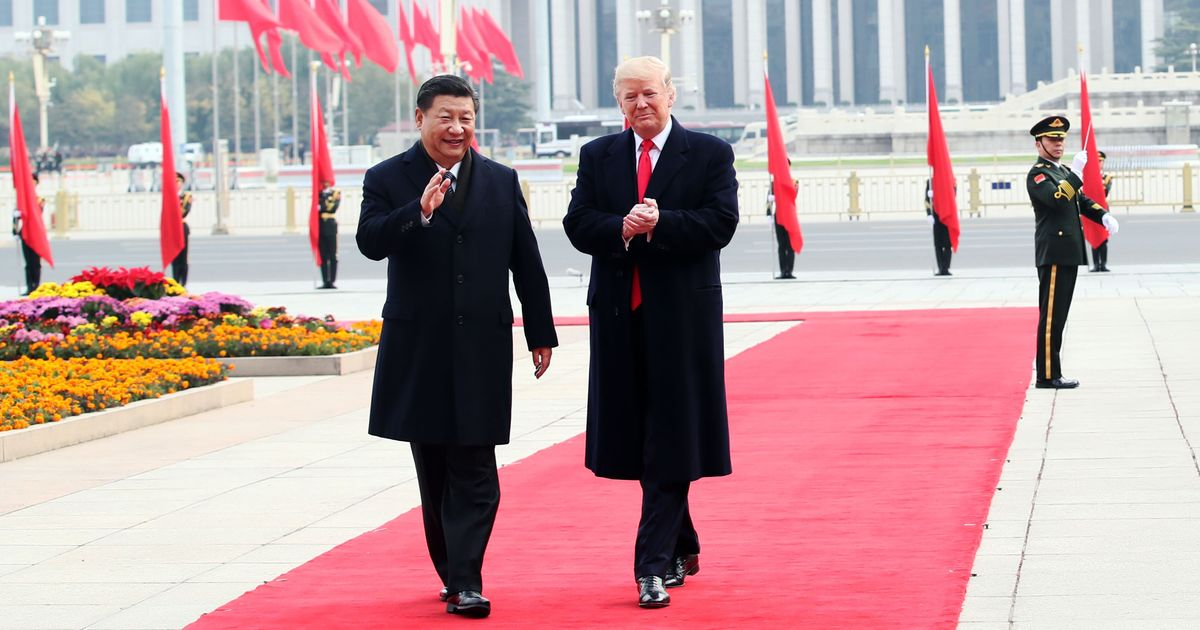 Trump and Xi Are Bending the Moral Arc of History Towards Barbarism