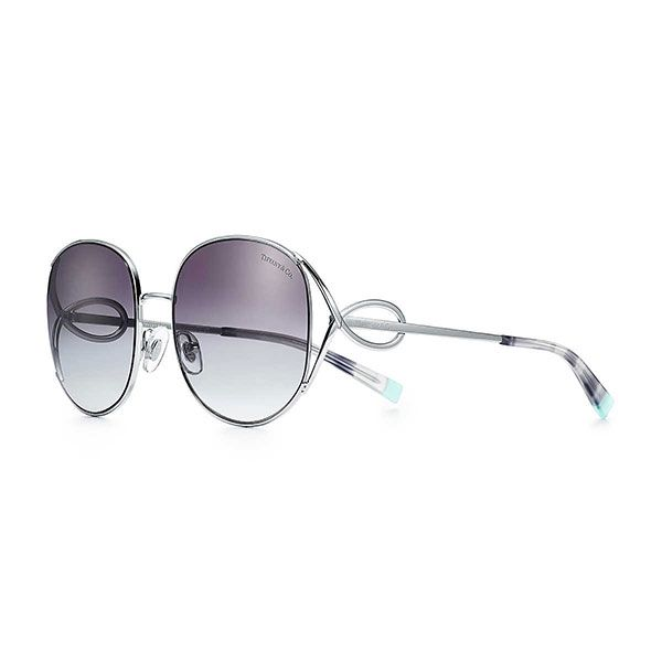 Tiffany Infinity Rectangular Sunglasses