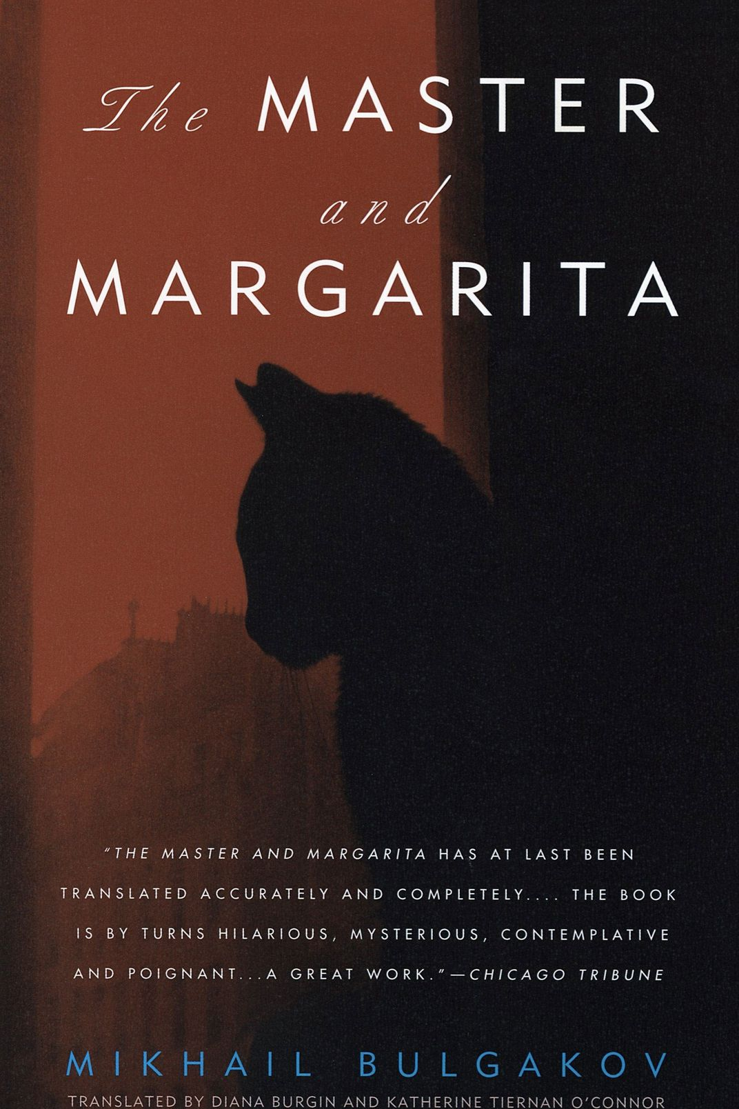 <em>The Master and Margarita</em> by Mikhail Bulgakov