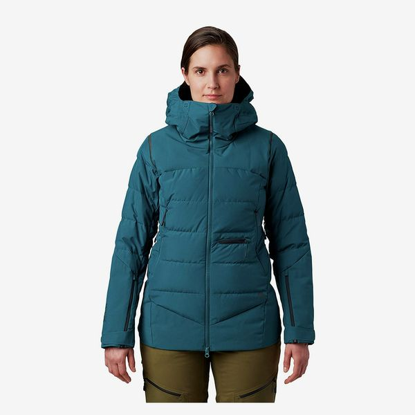 Mountain Hardwear Direct North Gore-Tex Windstopper Down Jacket