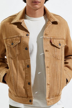 Levi's Desert Boots Vintage Fit Trucker Jacket