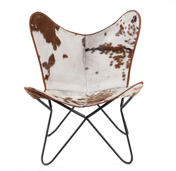 Madeleine Home Montreux Iron Butterfly Chair
