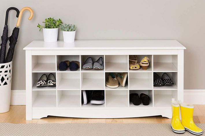 Photo Courtesy of the retailer & The 15 Best Storage Benches 2018