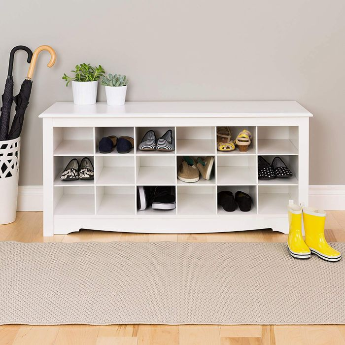 Entryway Bench With Shoe Storage May Be The Best Choice For Your Living Room