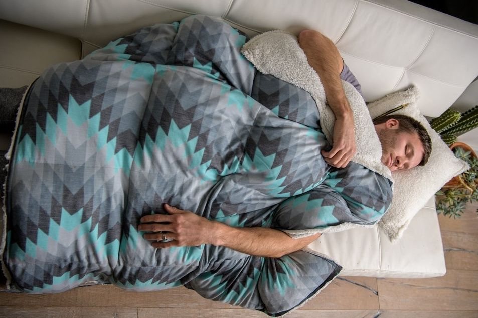 Holden & Hay Weighted Blanket