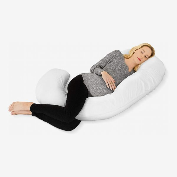 Restorology 60-Inch Full Body Pregnancy Pillow