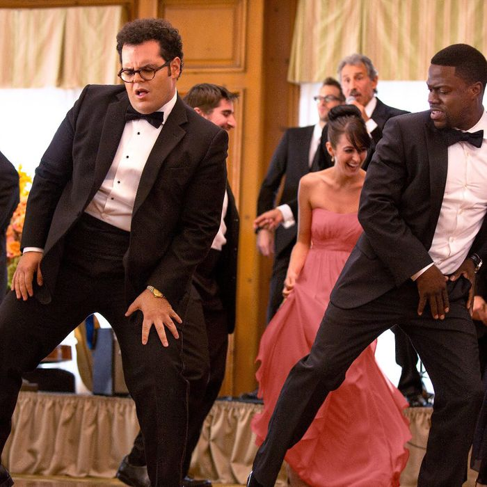 Kevin Hart Brings His Typical Intensity to the Surprisingly