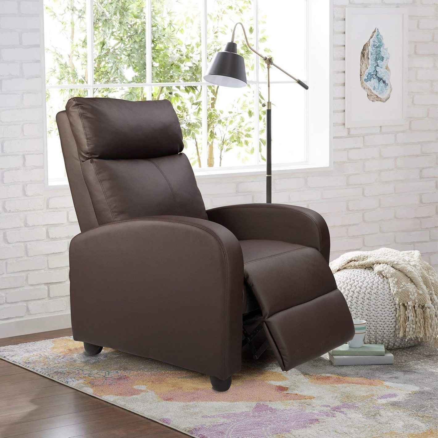 Homall Manual Recliner Chair