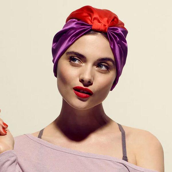 SILKE London The Dita Protective Hair Wrap
