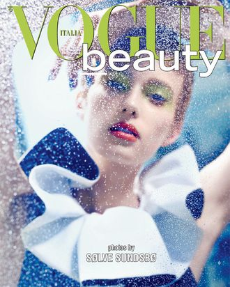 Beauty in <em>Vogue</em>.
