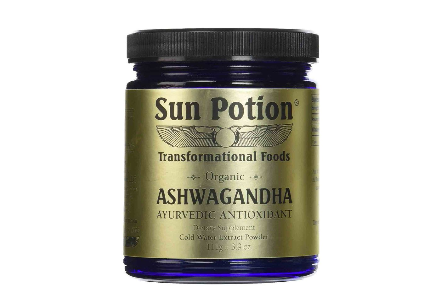 Sun Potion Ashwagandha Antioxidant Powder