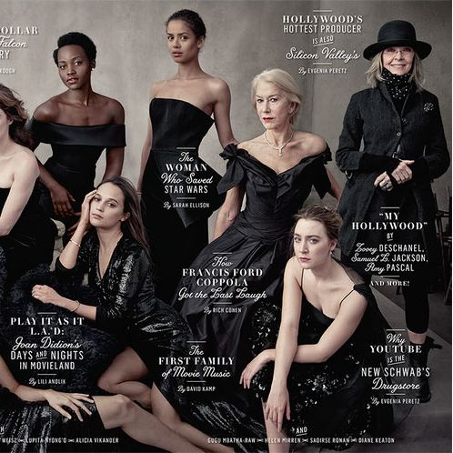 See if you can find Diane Keaton.