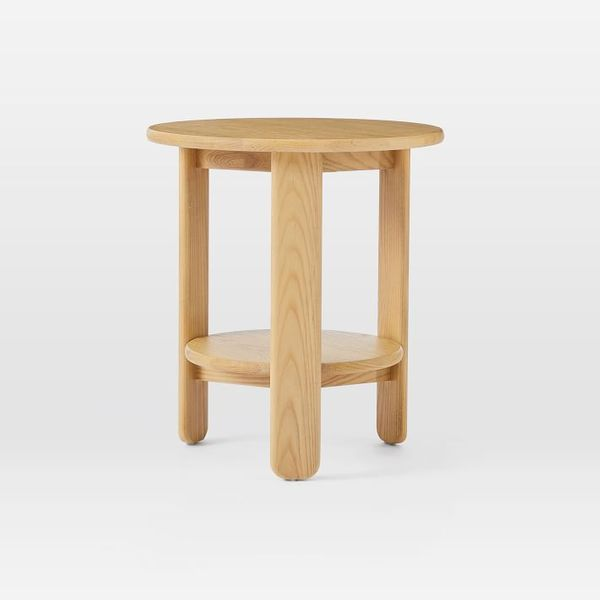 West Elm Kaira Side Table