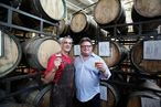 David Burke's BBQ Peach Sam Adams Beer to Drop This Week