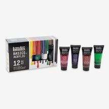 Liquitex Basics Acrylic Color Set