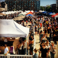Smorgasburg Will Relocate to Industry City for the Winter on October 17