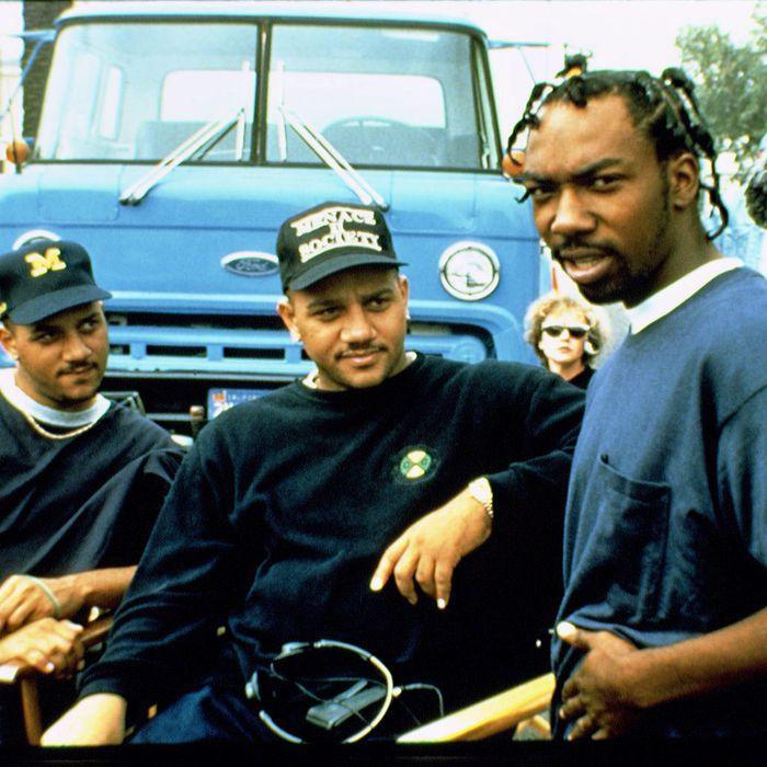 01 Jan 1993 - FILM 'MENACE II SOCIETY' BY ALLEN AND ALBERT HUGHES