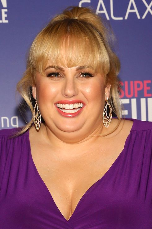 Actress Rebel Wilson attends Cosmopolitan's Super Fun Night With Rebel Wilson on October 1, 2013 in New York City.
