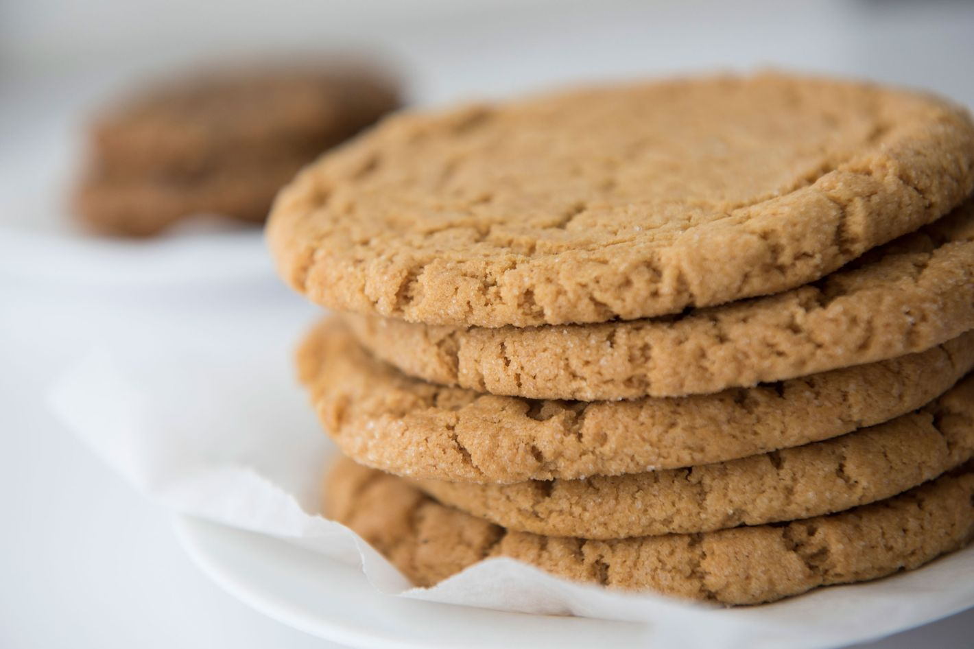 The peanut-butter cookies are a nod to Ted & Honey, the café's predecessor (and beloved neighborhood cookie dealer).