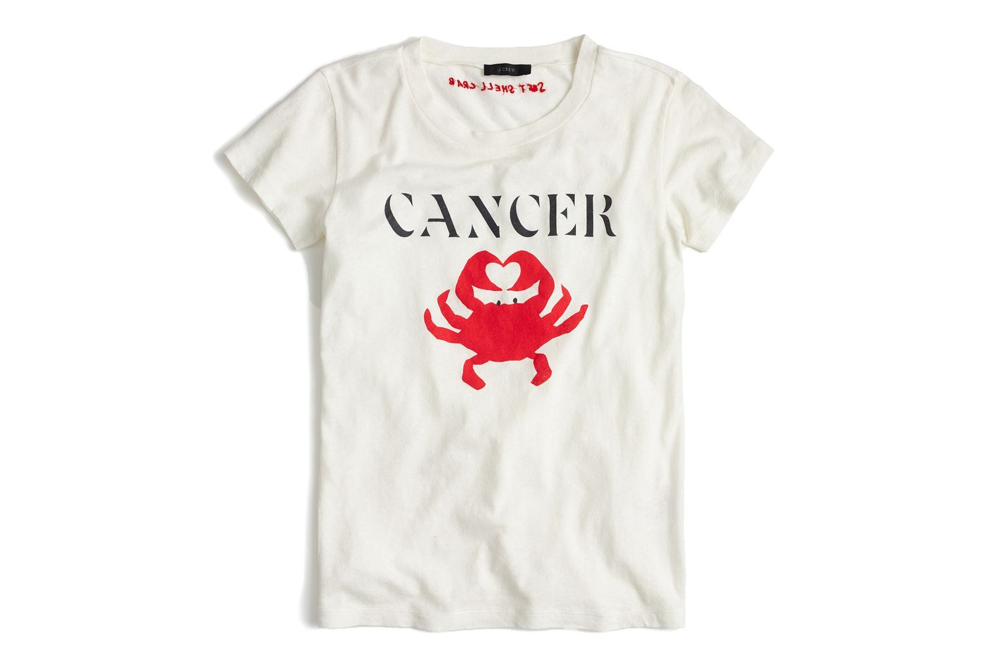 J.Crew Horoscope T-Shirt in Cancer