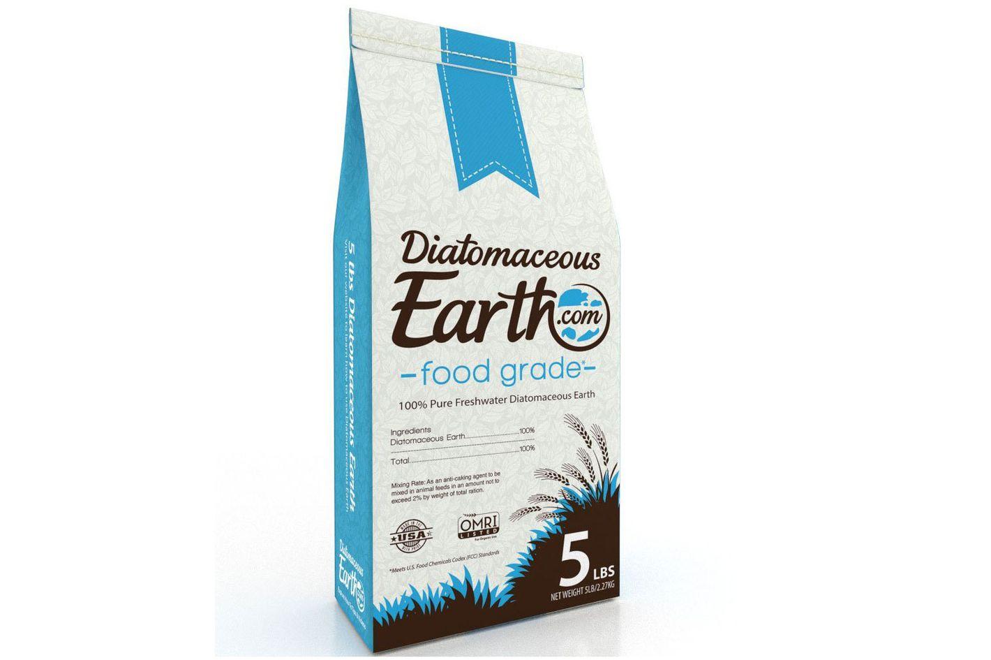 Food Grade Diatomaceous Earth 5 Lbs