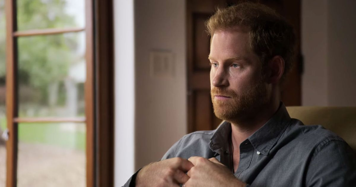 The Me You Can't See' With Prince Harry Trailer [VIDEO]