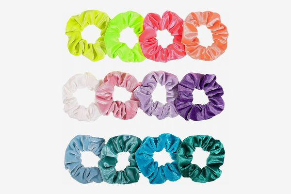 Whaline Hair Scrunchies