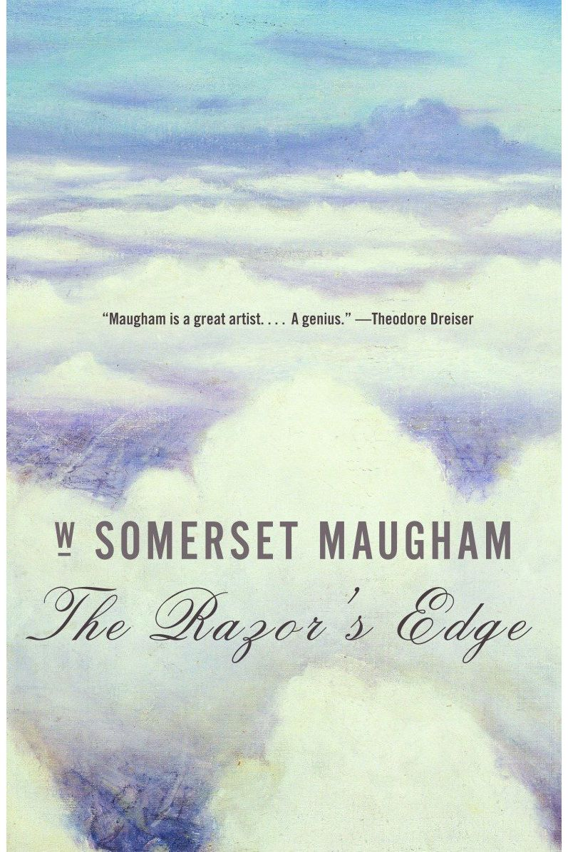 The Razor's Edge, by W. Somerset Maugham
