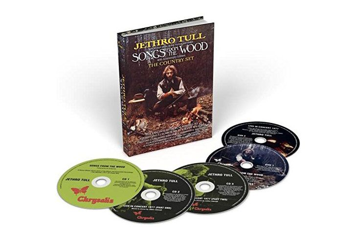 Jethro Tull, 'Songs From the Wood: 40th Anniversary Edition, the Country Set'