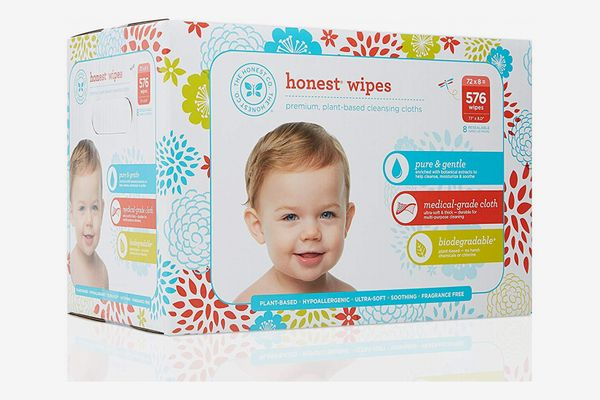 The Honest Company Baby Wipes, Fragrance Free
