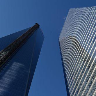 One World Trade Center, informally called