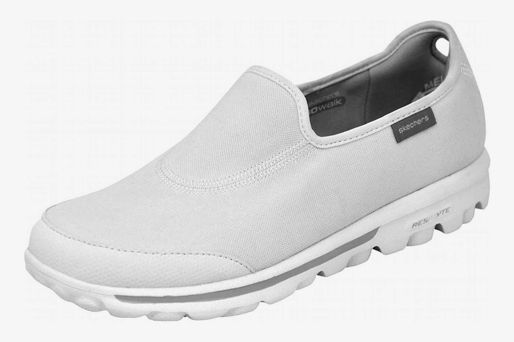 8df7aa950ac Skechers Performance Women's Go Walk Impress Memory Foam Slip-On Walking  Shoe