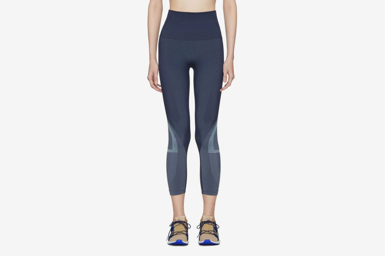 LNDR Navy Spectrum Leggings